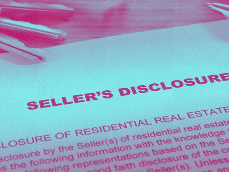 What should sellers disclose? Top 10 Disclose Musts!