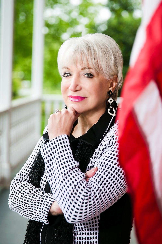 Elaine Rogers, President USO-Metro