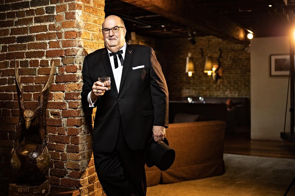 Tom 'Big T' Gale | Director of Operations/Executive Bourbon Steward |  Virtue Feed & Grain