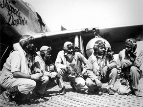 Andrews Federal Credit Union and The Legacy of The Tuskegee Airmen