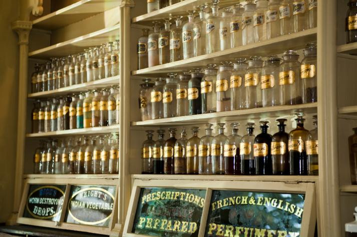 Stabler-Leadbeater Apothecary Museum Becomes Newest National Historic Landmark