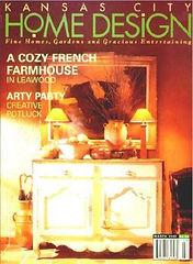 Kansas City Home Design magazine