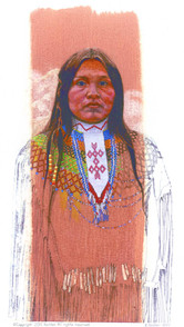 Native American from the Plains