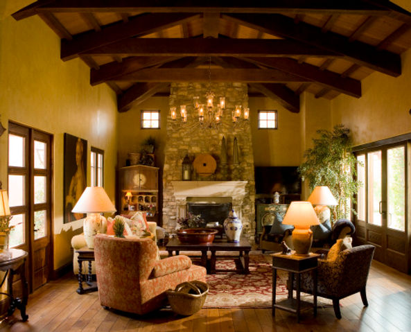 Great Room of home in The Quarry, La Quinta, CA