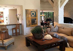The Cove, Indian Wells, CA - Living Room & Dining Room