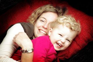 Photographie mère et fille à Montignac,  3 place d'armes