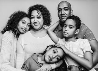 Photographie de famille à Montignac,  3 place d'armes