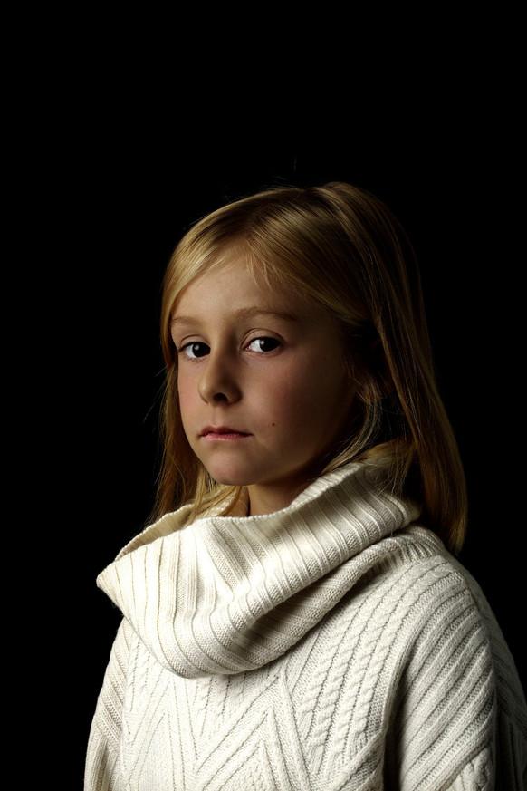 Portrait d'enfant à Montignac,  3 place d'armes