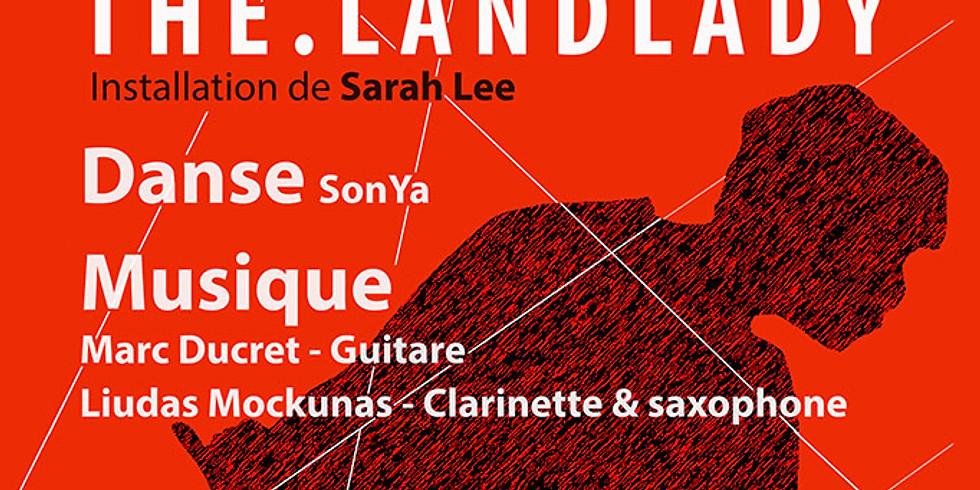 Restitution du travail de Sarah Lee - The LandLady
