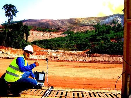 Sismografia de Mineração