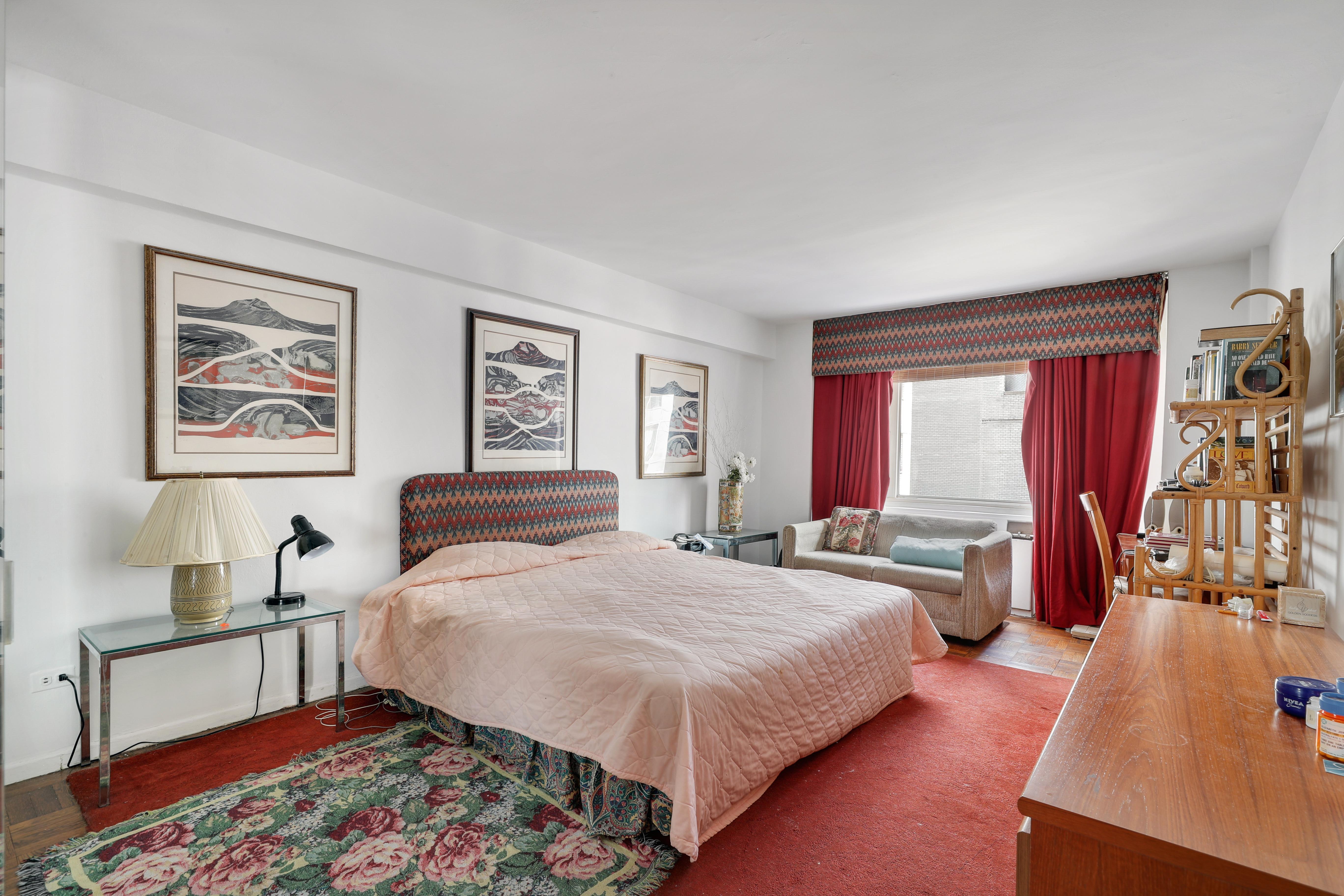 E. Bedroom