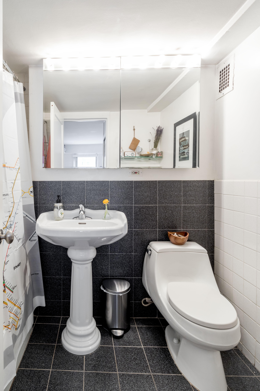 F. Bathroom