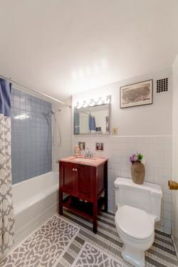 E. Bathroom