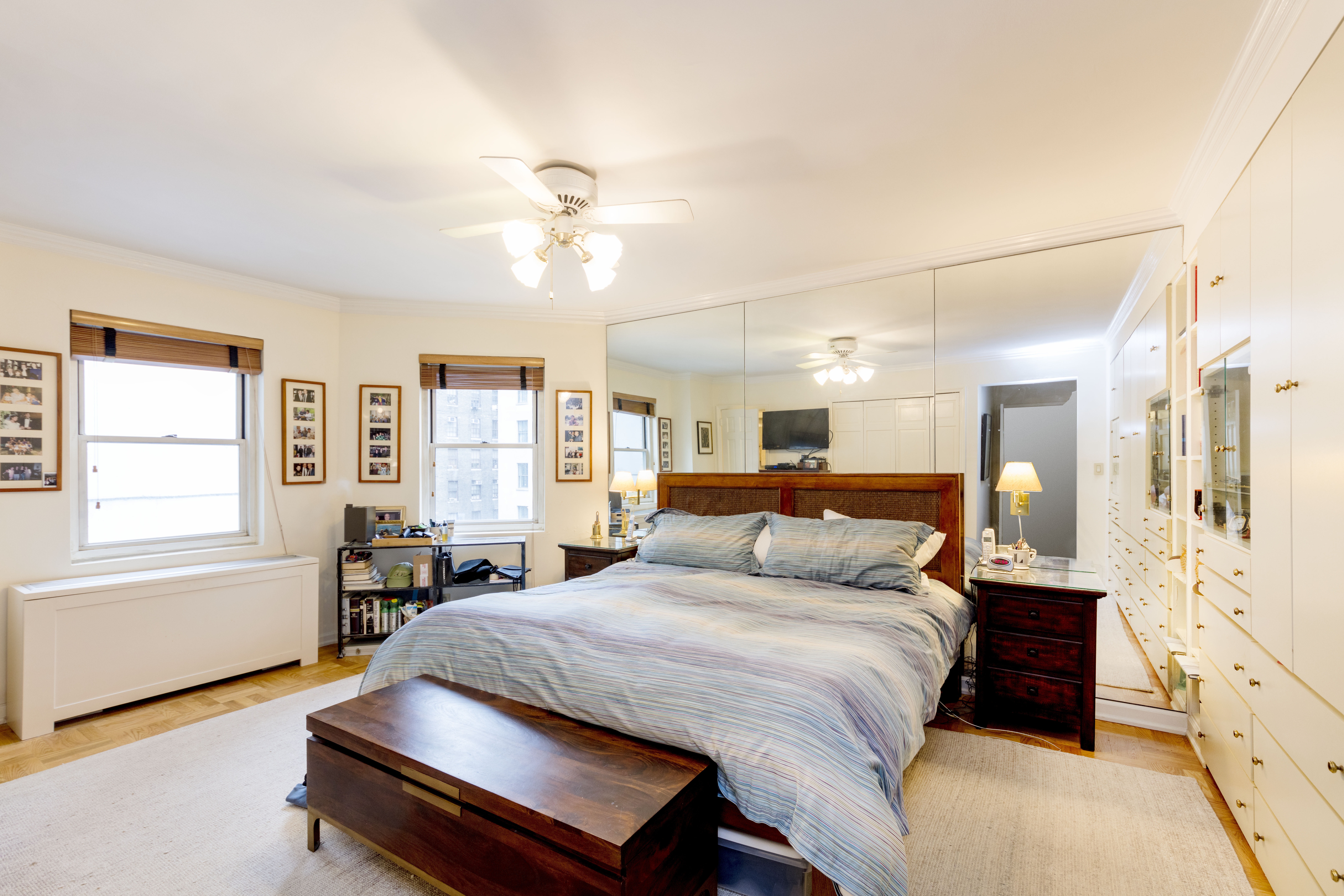 F. Master Bedroom