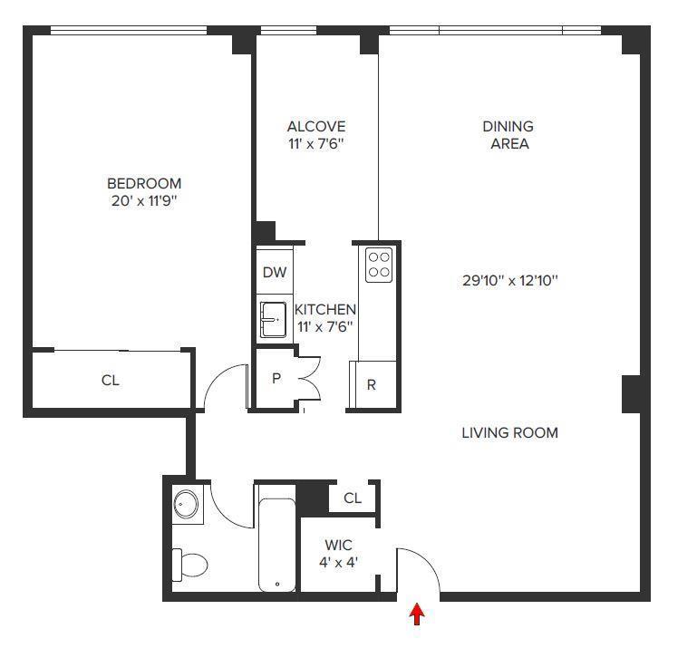 F. Floorplan