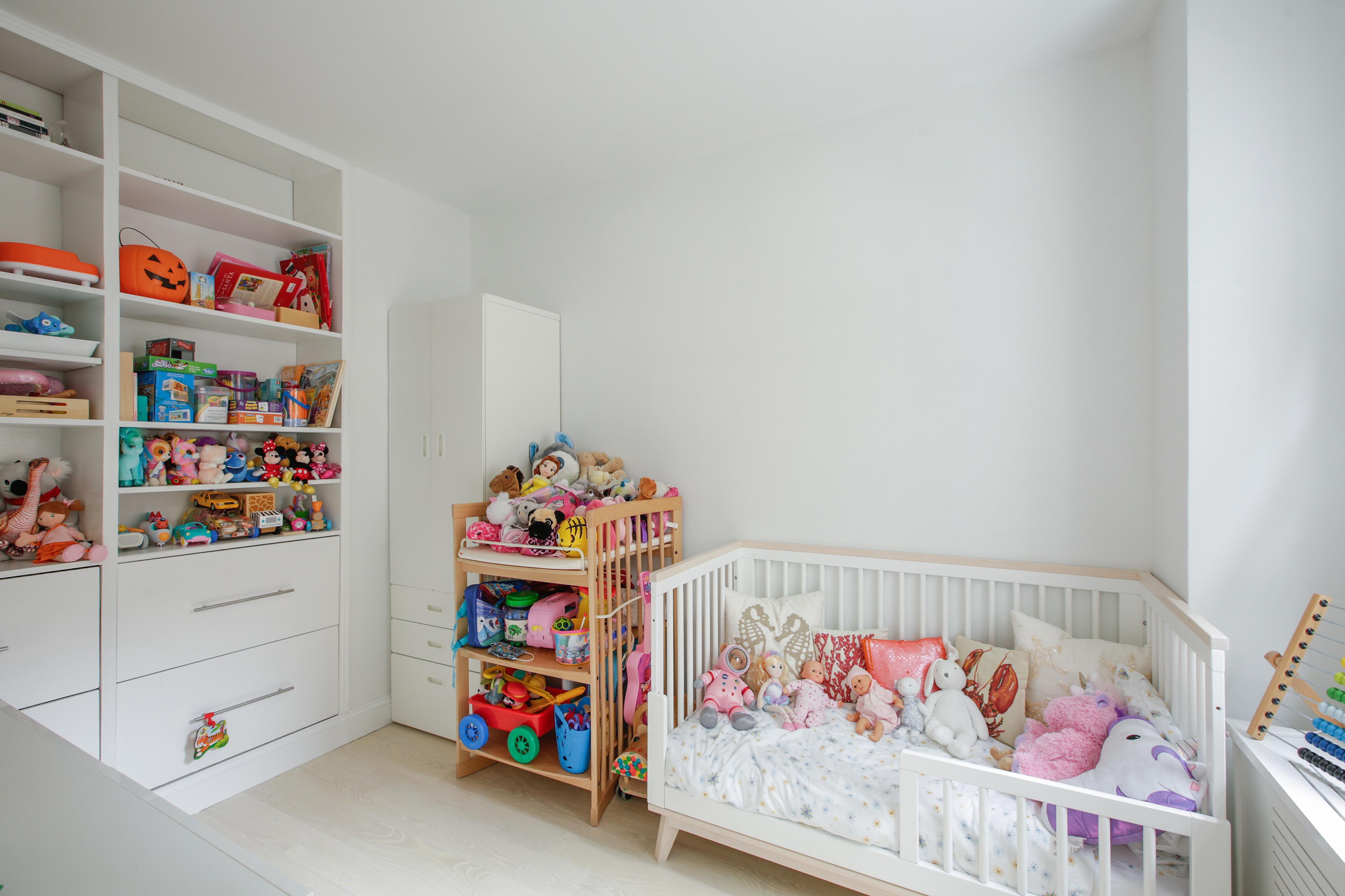 E. Second Bedroom