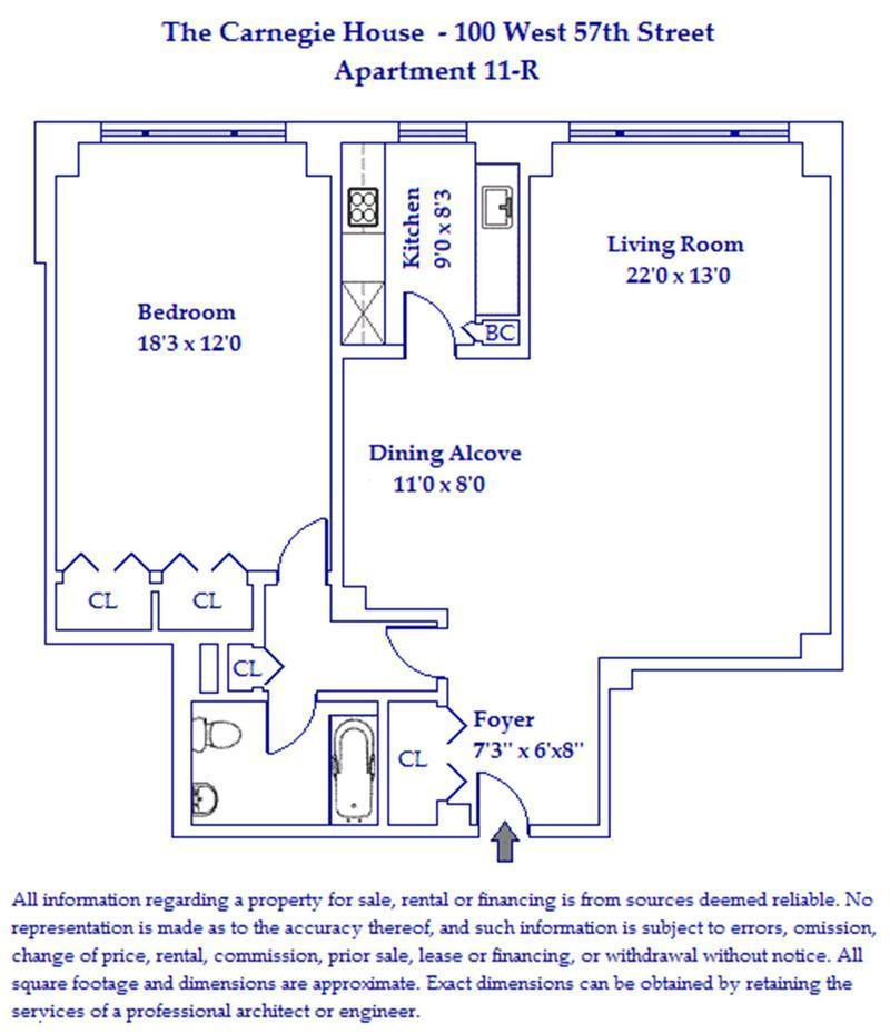 Floor Plan 11R