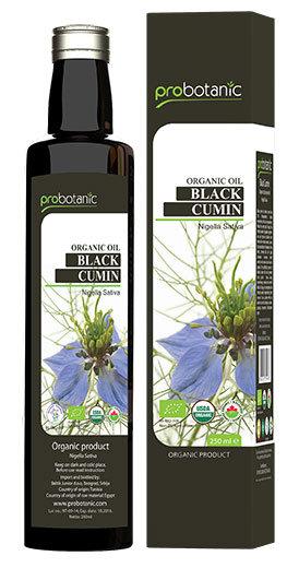 Organic cold pressed black cumin oil (exp. 1.2.2021)
