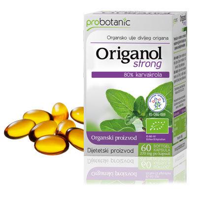 Organic Origanol strong capsules