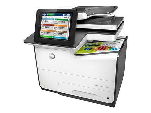 HP PageWide Managed Color MFP E58650dn - imprimante multifonctions (couleur)