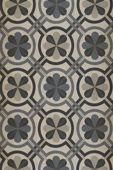 Pattern 19 | Madame Curie Vinyl Floor Mat