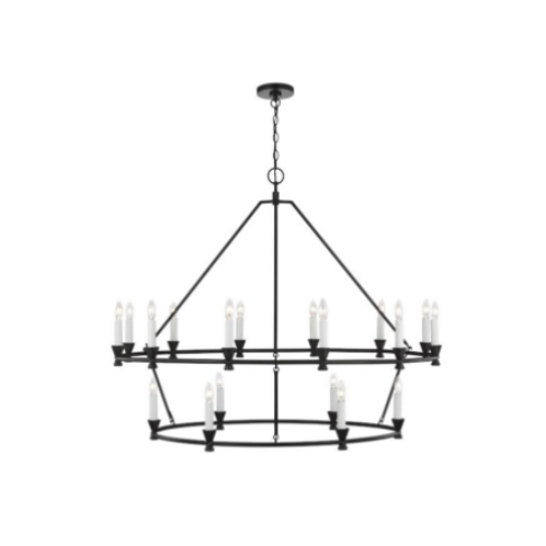 Keystone Large Chandelier