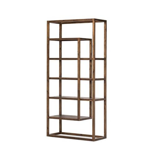 Storage & Media Bookshelf