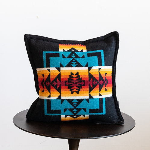 Chief Joseph Pillow 16x16