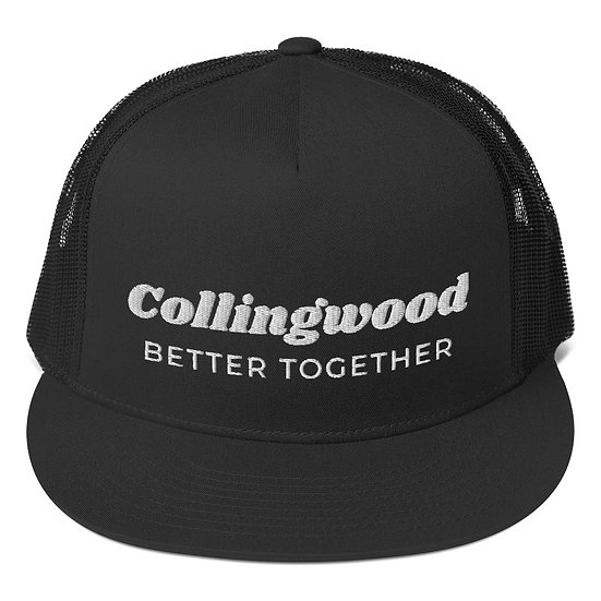 Collingwood Better Together | Trucker Cap