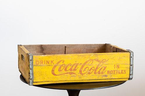 Antique Coca Cola Crate