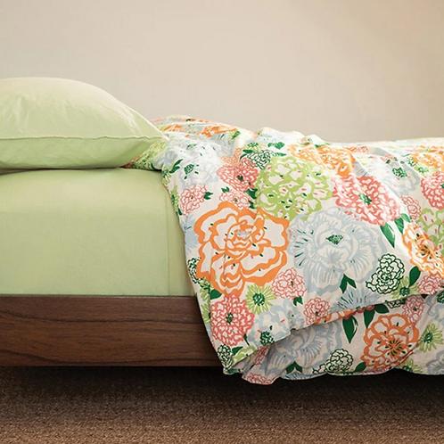 Petoskey Heather Duvet | Bedding
