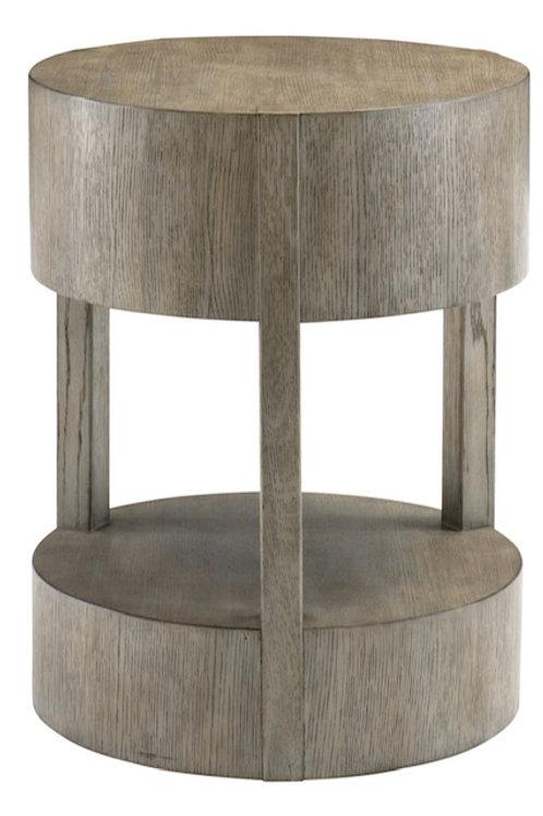 Bernhardt Calder Round Side Table