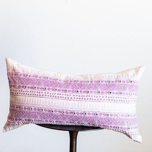Primrose Lavender Pillow