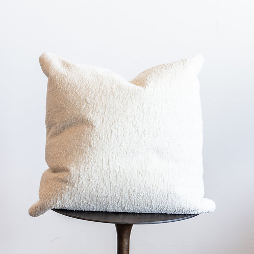 23x23 Sherpa Pillows Down Insert