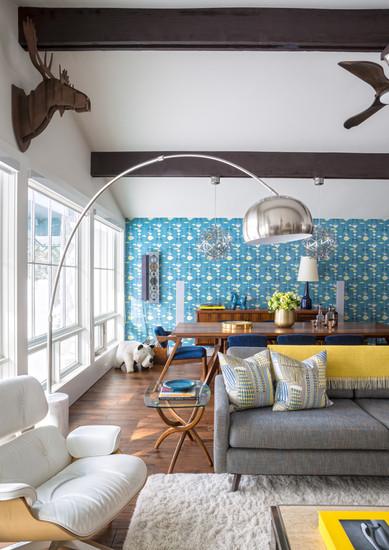 05. Great Room Living Room towards Dinin