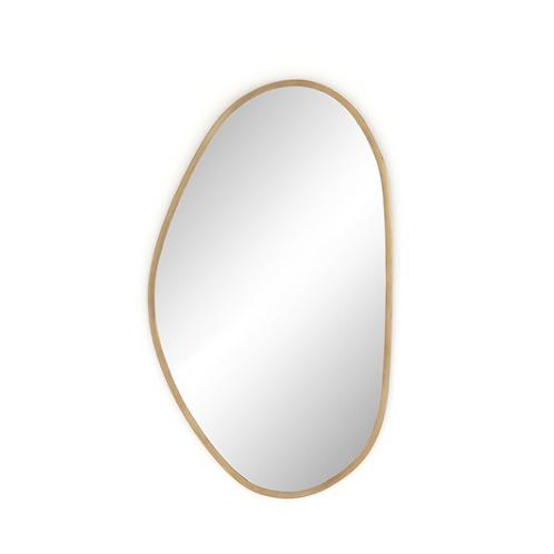 Brinley Mirror | Antique Brass