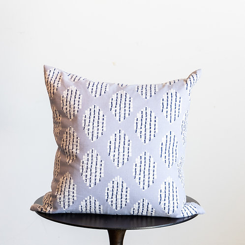 Bannu Pillow 20x20 (Insert Included)