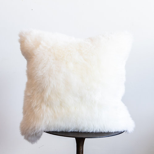 24 inch Longhair Wool Pillow