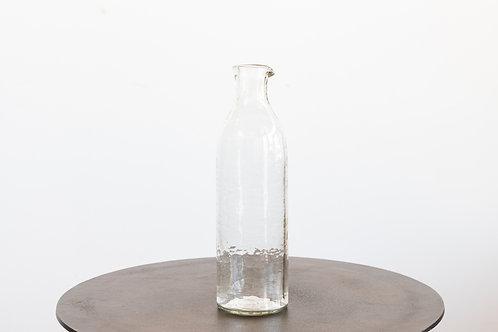 Ripple Glass Carafe