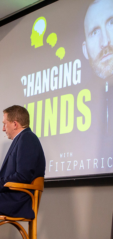Changing Minds - Podcast Launch