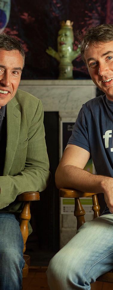 Steve Coogan at the Fastnet Film Festival