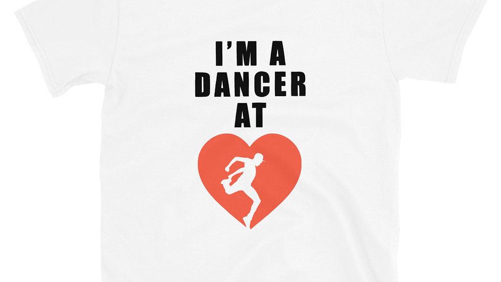 """""""I'M A DANCER AT HEART"""" T-Shirt"""