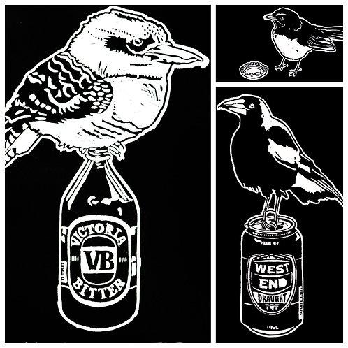 Thirsty Birds Bundle