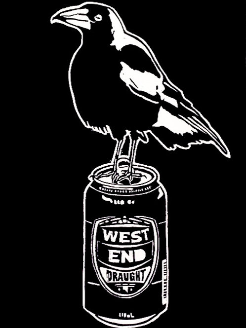 Thirsty Birds pt. 2 - Magpie & West End Draught