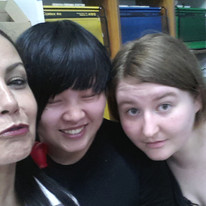 Fun times with American and Chinese teachers