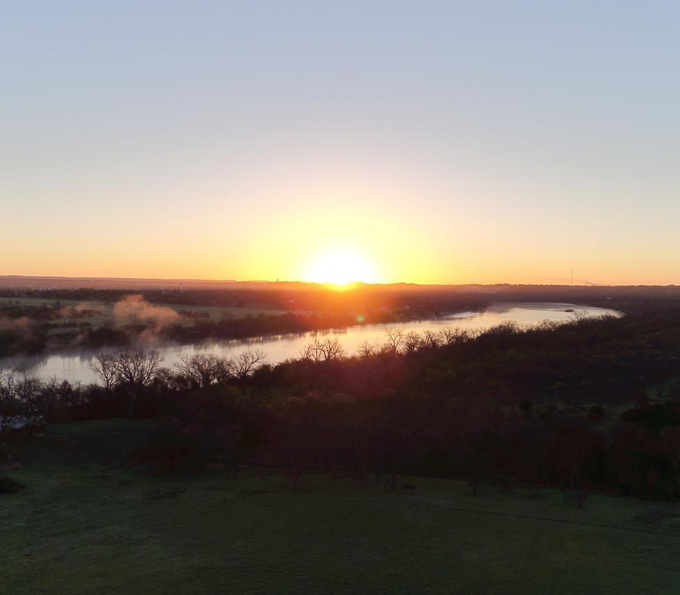 Marble Falls Sunrise 1