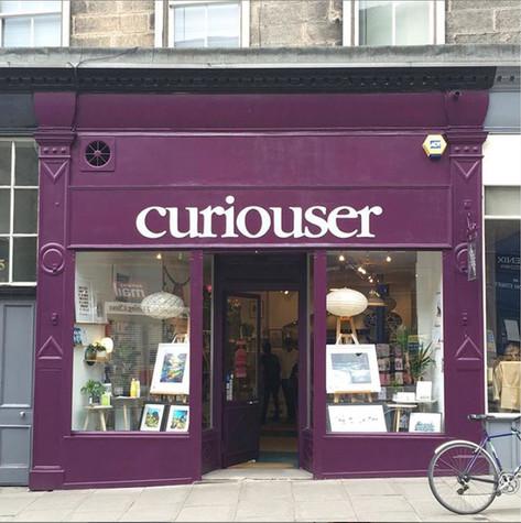 Curiouser (and Curiouser), Broughton Street, Edinburgh