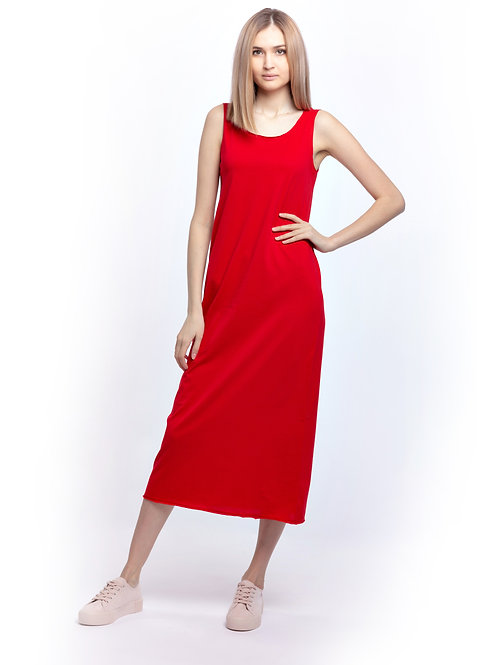 Платье Basic long