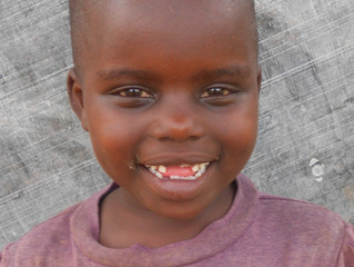 Annet is in Top Class and she is intelligent and jolly girl. Her biological parents are not known sh