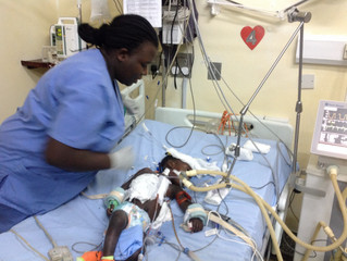 18 Children had Heart Surgery on this Medical Mission